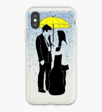 How I met your mother - Ted and Tracy iPhone Case