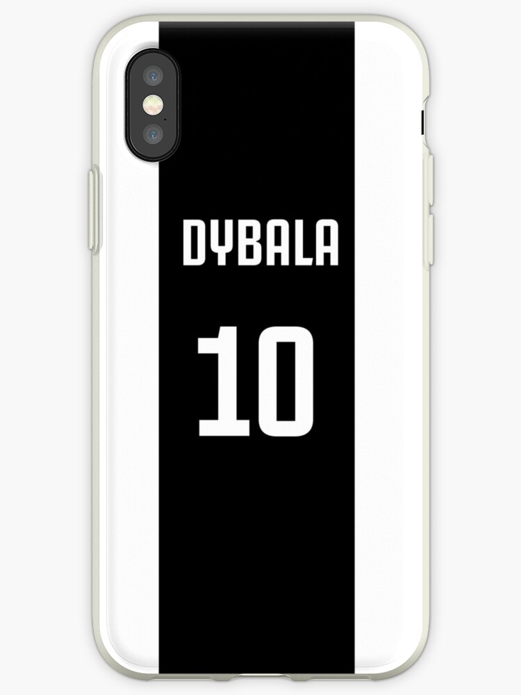 reputable site 568c0 4a55b 'Dybala Jersey Cover' iPhone Case by Superjamba