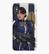 Ashley Williams iPhone Case