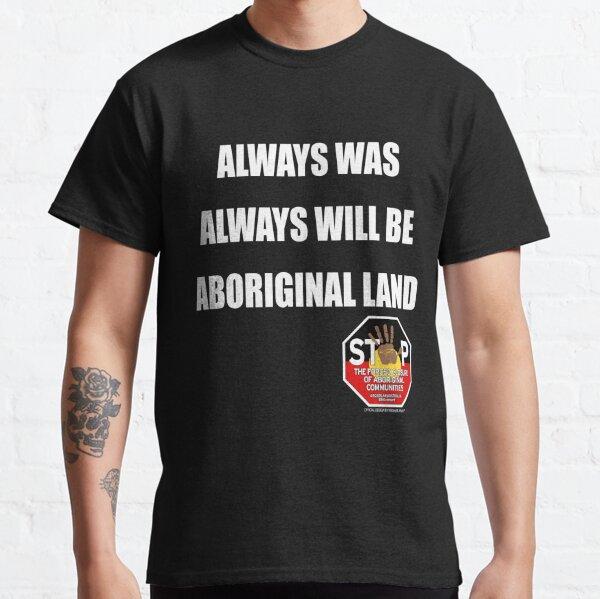 OFFICIAL MERCHANDISE - #SOSBLAKAUSTRALIA design 9 Classic T-Shirt
