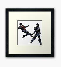 taekwondo  Framed Print