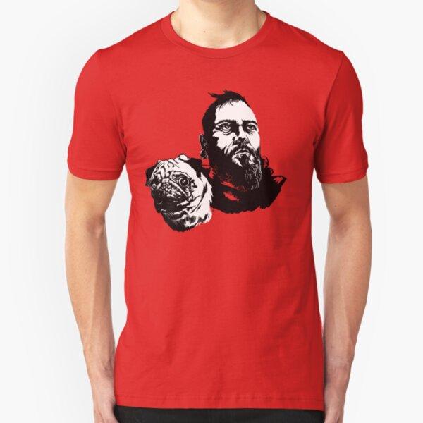 Meecham N Pug | Anyone But Che Slim Fit T-Shirt