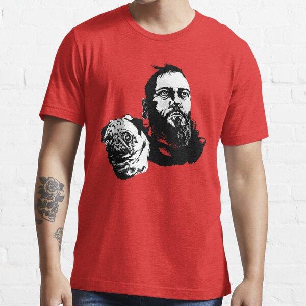 Meecham N Pug   Anyone But Che Essential T-Shirt