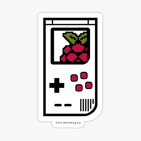 ZeroBOY Icon Logo only Sticker