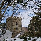 Winter At St. Petroc's by lezvee