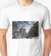 Winter At St. Petroc's Unisex T-Shirt