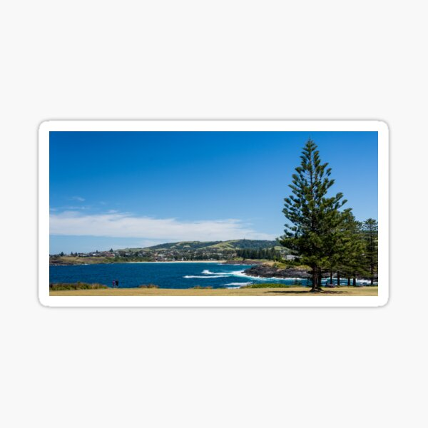 Kiama panorama Sticker