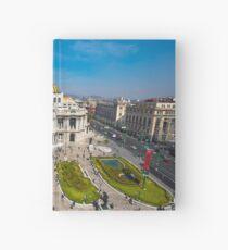 Cuaderno de tapa dura Palacio Bellas Artes