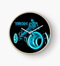 tron legacy Clock