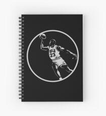 MJ SKY Spiral Notebook