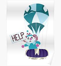 help clown Poster