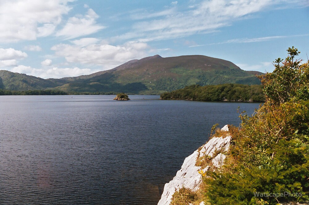 Muckross Lake by WatscapePhoto