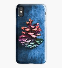 Rescued Pine Cone iPhone Case