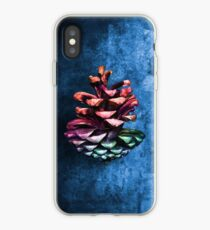 Geretteter Kiefernkegel iPhone-Hülle & Cover
