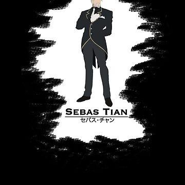 Sebas Tian vector by HikoDesigns