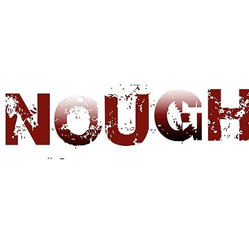 #ENOUGH by Kzen