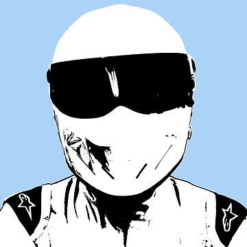Top Gear - The Stig POP Art by TopGearbox