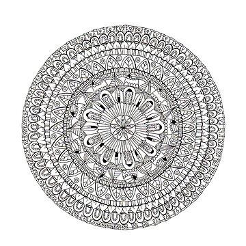 Mandala  by tukywaingan