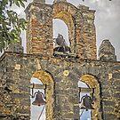 """Ramona - I Hear The Mission Bells Above"" - Mission Espada, San Antonio, Texas, USA by TonyCrehan"