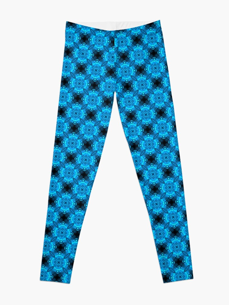 Alternate view of Midnight Lights Festival Pattern Leggings