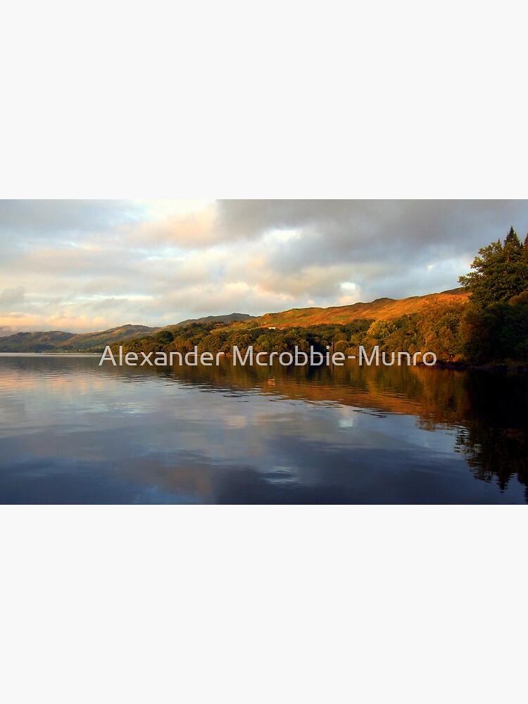 Loch  Awe Reflections by Alexanderargyll