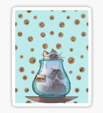 Cookie Jar Sticker