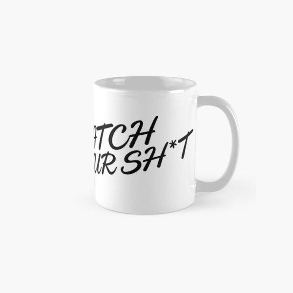 Patch Your Sh*t (Fancy) Classic Mug
