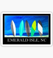 Salty Surfboards (Emerald Isle, NC) Sticker