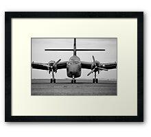 De Havilland Canada Caribou Framed Print
