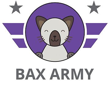 Bax army (purple) by psygon