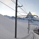 Gornergrat Bahn – the matterhorn railway  by Rosy Kueng Photography