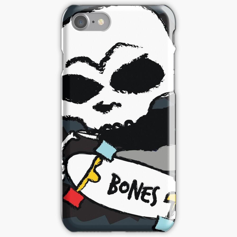 BoardsNBones Skater iPhone Case & Cover