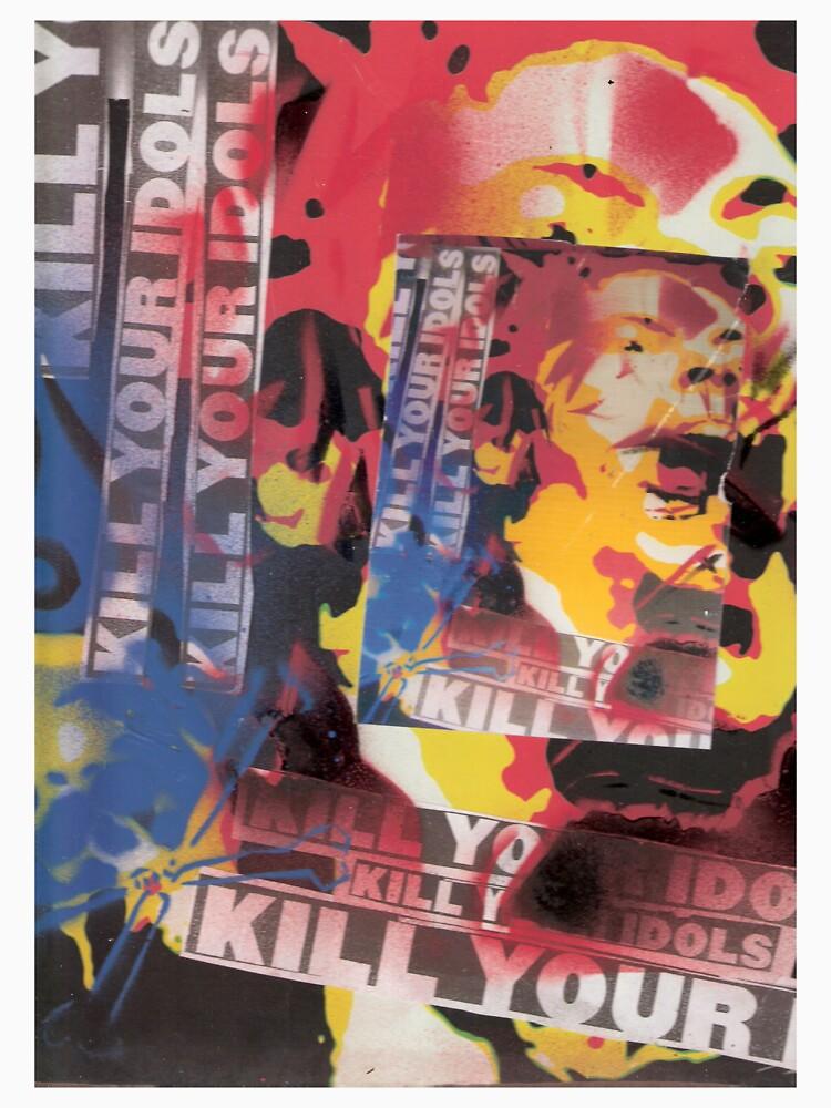 kill yr idols III by jonnyriot