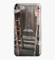 Waiting for a pint iPhone Case/Skin