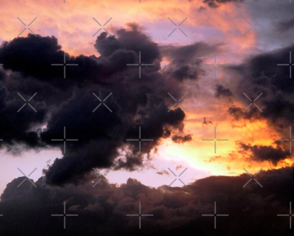 Sunday sunset by Shulie1