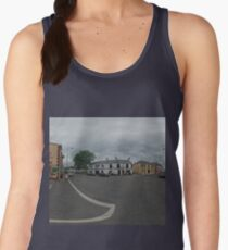 Carrick Crossroads, Donegal(Rectangular)  Women's Tank Top