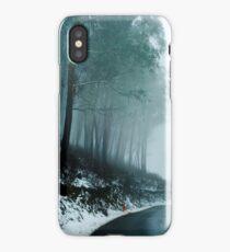 0233  Into a cold dark place   [e] iPhone Case