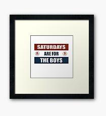 SAFTB  Framed Print