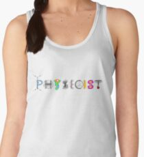 Physicist Women's Tank Top