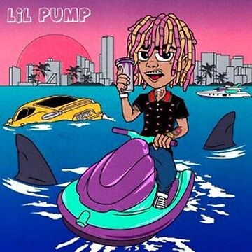 Lil Pump by thefaceman