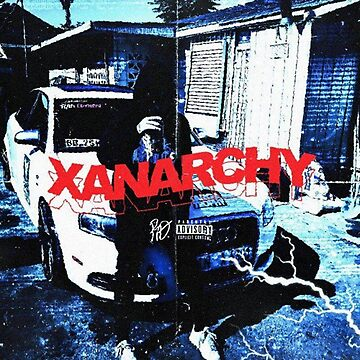 Lil Xan - Xanarchy by thefaceman