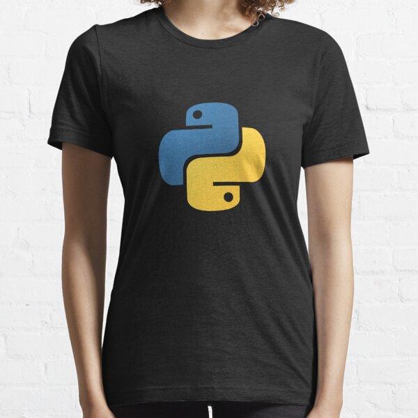 Python Logo Merchandise Essential T-Shirt