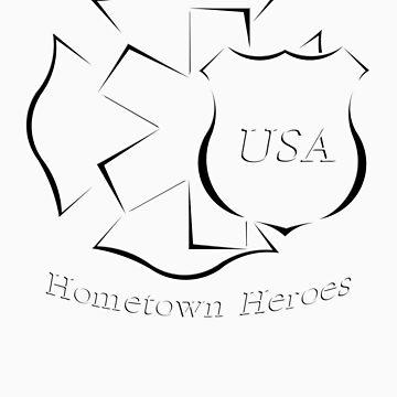 Hometown Heroes by kek19