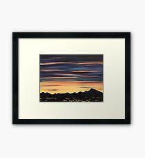 Dawns Light Framed Print