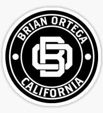 Brian Ortega Sticker
