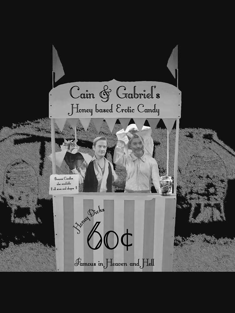 Cain gabriel