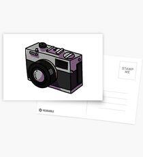 Vintage Camera  Postcards