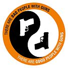 YinYang of Guns by 73553