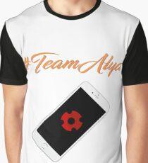 Team Alya Graphic T-Shirt