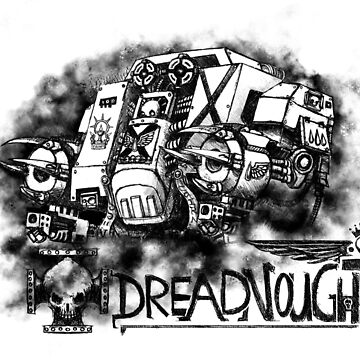 Dreadnought by LonelyWinters